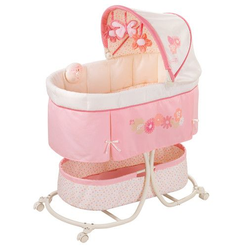 Found it at AllModern - Soothe and Sleep Bassinet