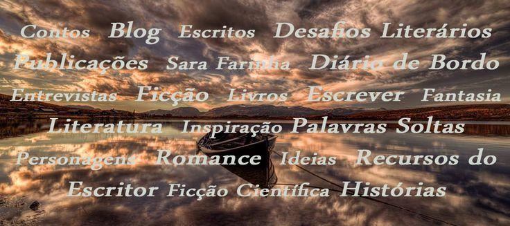 Bem-vindos ao blog.sarafarinha.com