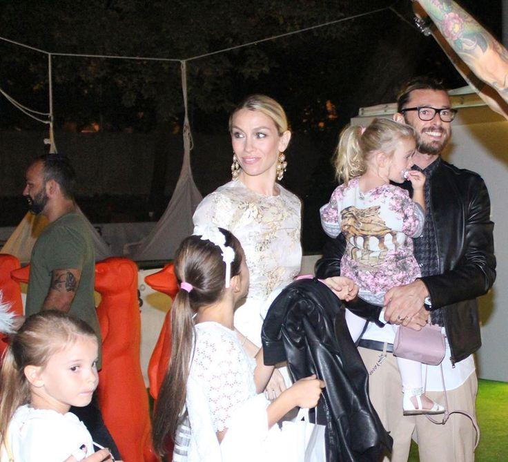 Federico Balzaretti e Eleonora Abbagnato a #Venezia71