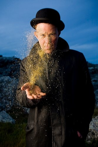 Tom Waits, singer/songwriter and actor