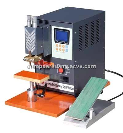DPM-10K Inverter DC Battery Spot Welding Machine - China Battery Spot Welding Machine