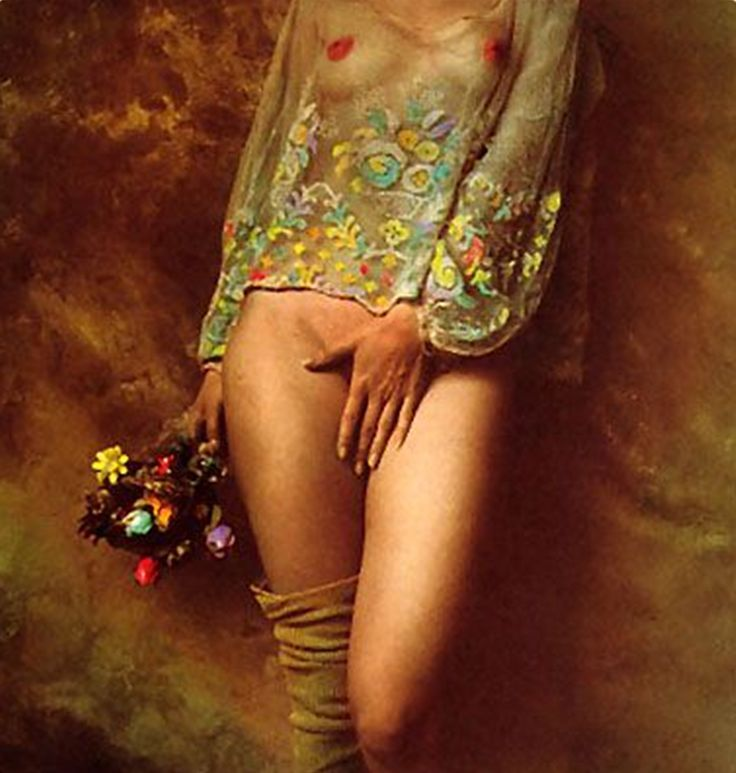 Photography by Jan Saudek