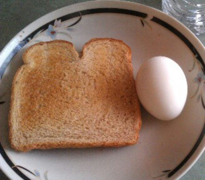 Image result for military diet lunch toast boiled egg