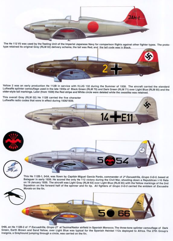 112 Best Images About: 29 Best Heinkel He 112 Images On Pinterest
