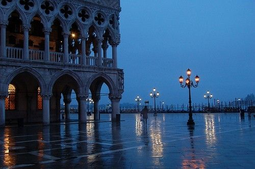 venice: Italian Languages, Blue Sky, Know Marco, Rainy Mornings, Beautiful Places, Beautiful Day, Places I D, Venice Italy, Italy Travel