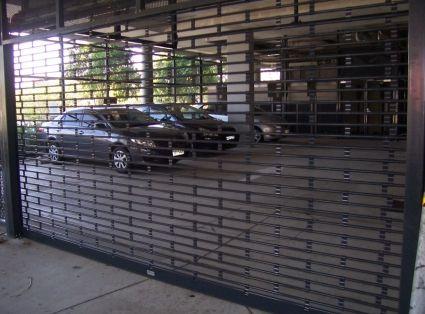 Eziroll Ezi 19 Grille Aluminium Roller Grille - Best Doors