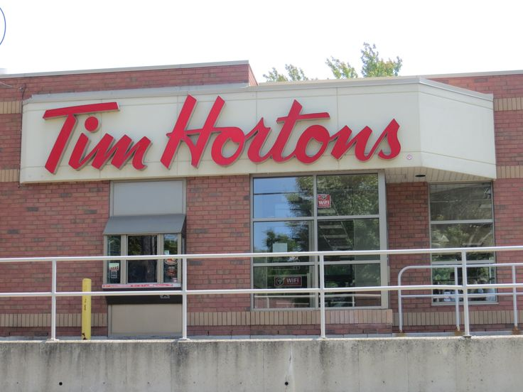 Tim Hortons at two locations in Kincardine, ON...303 Broadway Street and 814 Durham Street.