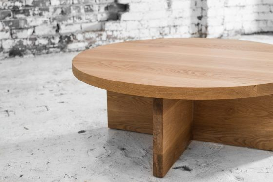 COOPERS STORE Eva Coffee Table (American Oak)