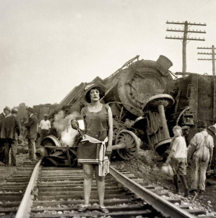 1911-1981 Baltimore & Ohio Railroad Train Wrecks ...  |Rail Road Train Wreck