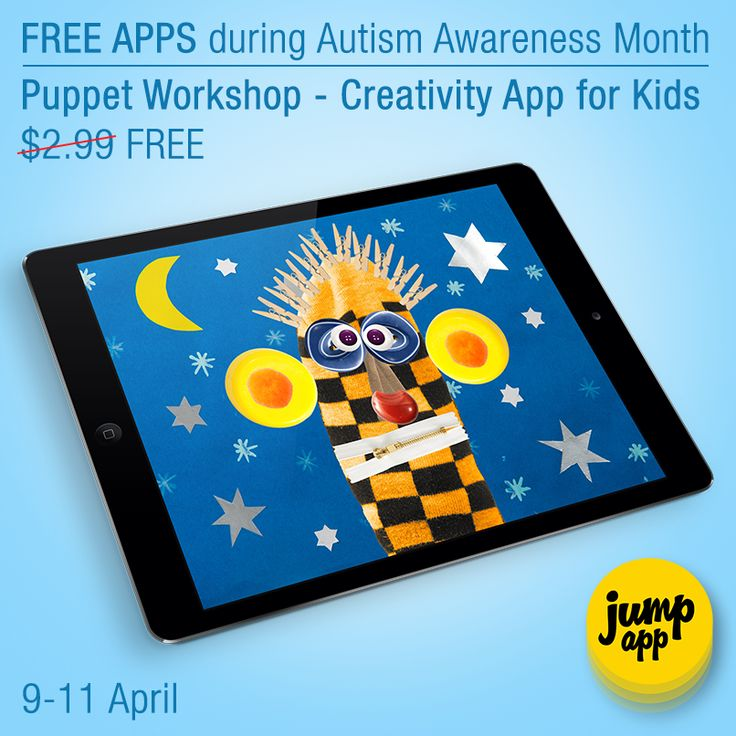 Puppet Workshop #creative #kidsapp is FREE for a limited time! https://itunes.apple.com/us/app/puppet-workshop-creativity/id595970717