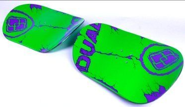 Dual Boards - the Alternative to Snowboards and Snowboarding by Gravity. $299.00. Dual Boards - the new name in alternative recreational snow sports. Dual Boards brings a whole new dimension to snowboarding and gives you the freedom to move around the snow in ways not thought possible. No need to invest in another set of bindings, your current pair is fully compatible with Dual Boards. Unlatching your bindings won't be necessary as you can walk on different terrain, and easily ma...