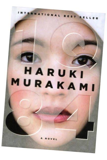 1Q84 by Haruki Murakami, $23; amazon.com