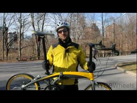 Tern Verge X30h folding Bicycle Review