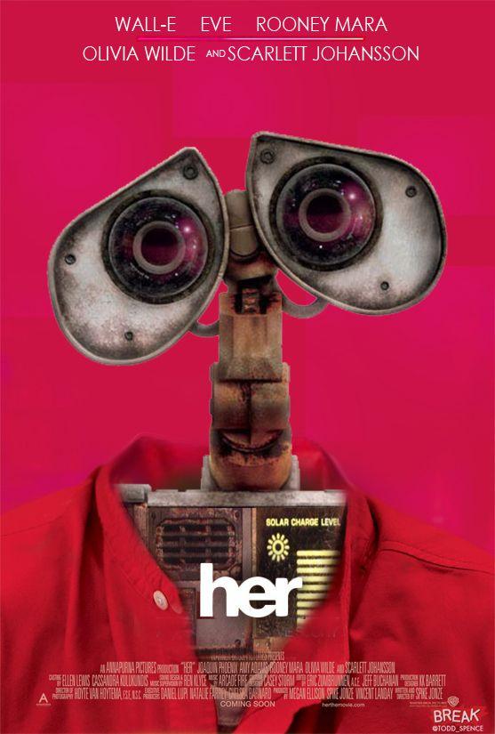 Si los personajes de #Pixar fueran nominados al #Oscar