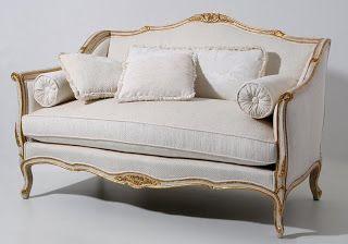 Móveis Luis XV: Decoração Classica Luis xv