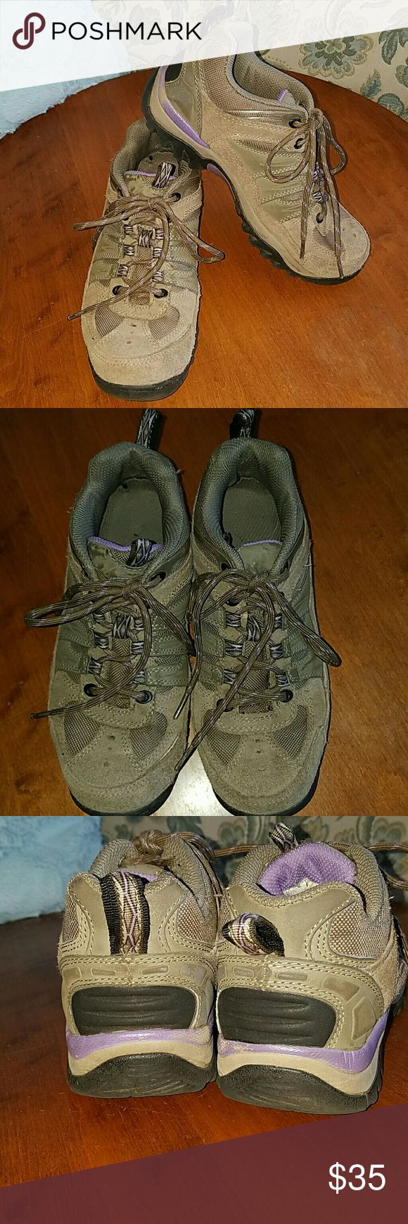 Womens coleman hiking trail shoe Very good used condition Coleman Shoes Athletic Shoes