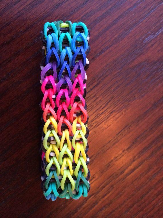 Loom Triple single bracelet made to order on Etsy, $5.00 CAD