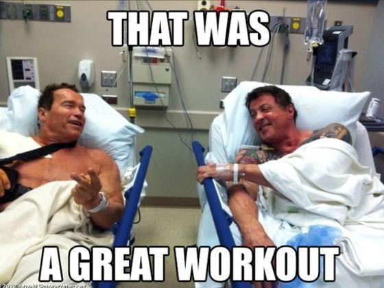 12 Hilarious Gym Memes