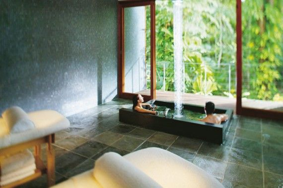 Plan a romantic trip to the day spa #relax