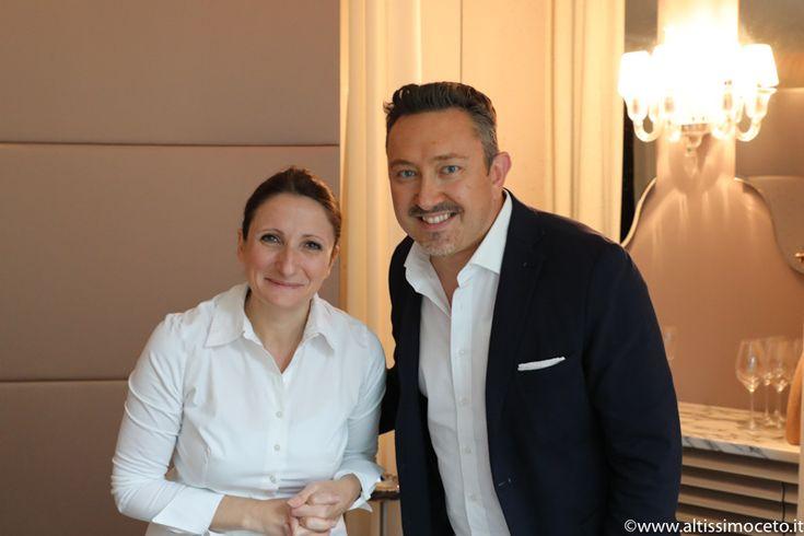 Cartoline dal 651mo Meeting VG @ Anne-Sophie Pic Le restaurant – Valence (France) – Chef/Patron Anne-Sophie Pic