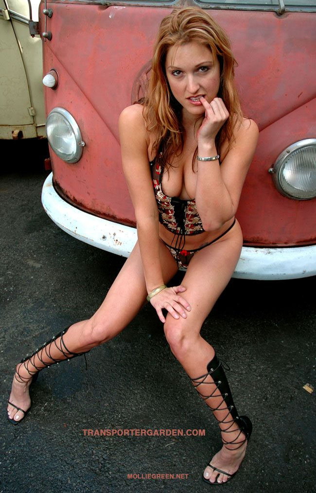 from Luke sexy nude ladies at car