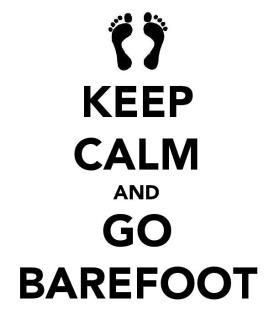 Go Barefoot  @Jò in Wonderland Rice, this one is for you, girl!