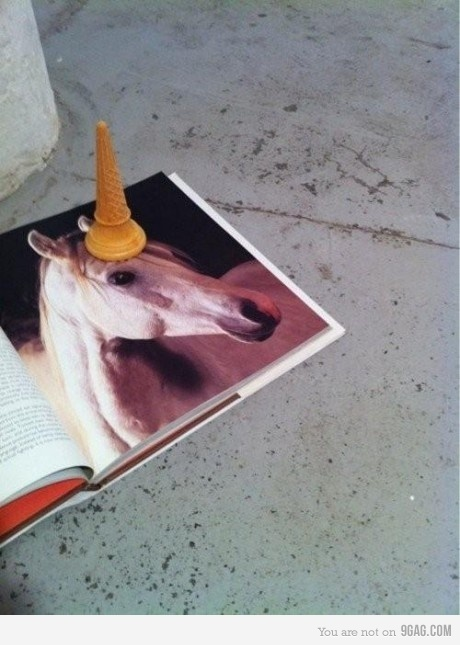 how to make an unicorn! ;-)
