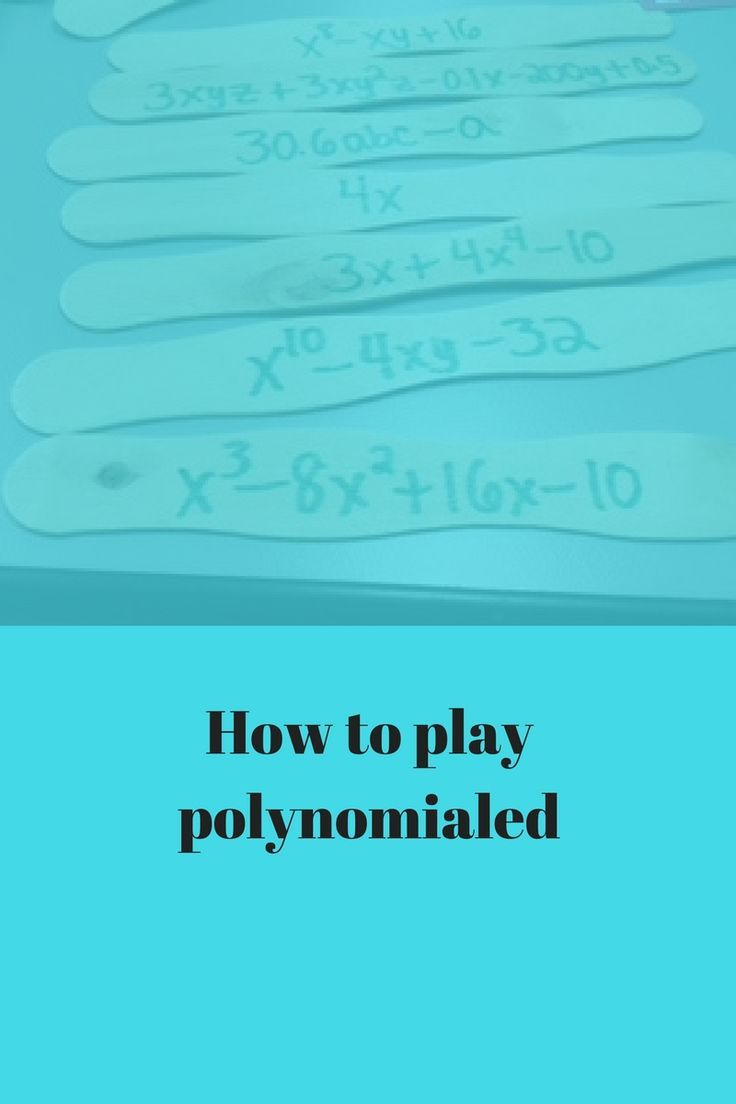 103 best Quadratics & Polynomials images on Pinterest | Algebra 1 ...