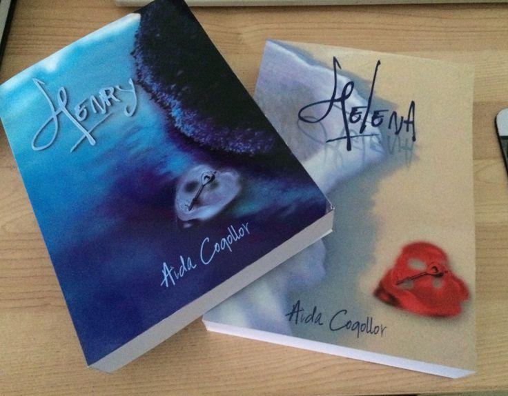 My novels ❤️