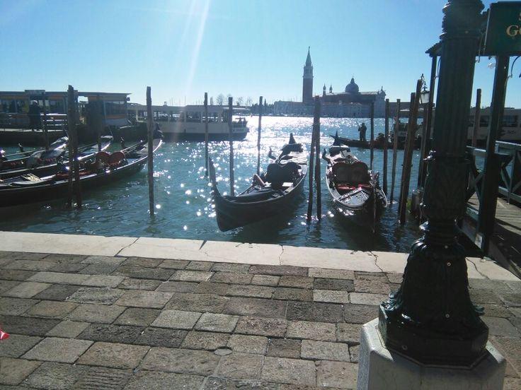 Venice, the port