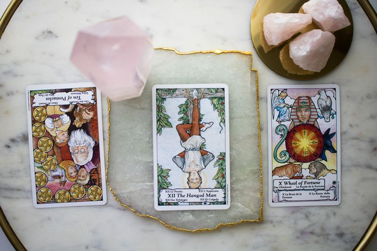 How a long distance tarot reading gave me the cosmic nod i