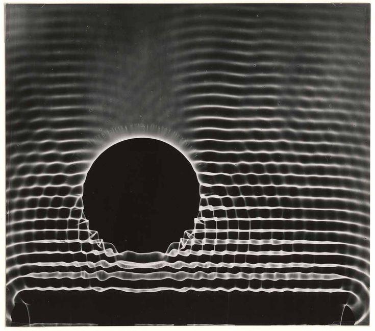 Berenice Abbott, Behavior of waves, ca. 1960