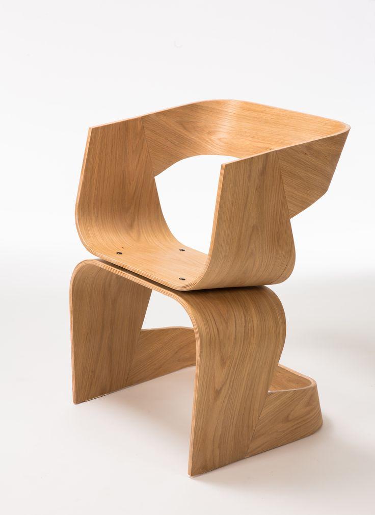 """""""BOB"""" chair by Ehud Eldan"""