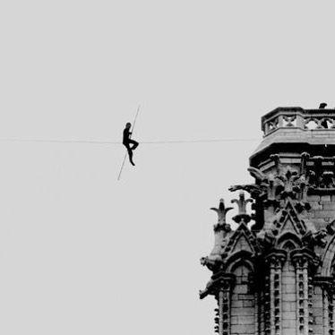 FRIDAY FILM 🎥 - I love a good film, so I thought I would start sharing some interesting ones with you. Friday nights are made for watching films. Man on Wire - a documentary about high wire walker Philippe Petit's wire walk between the Twin Towers. Unbelievable.