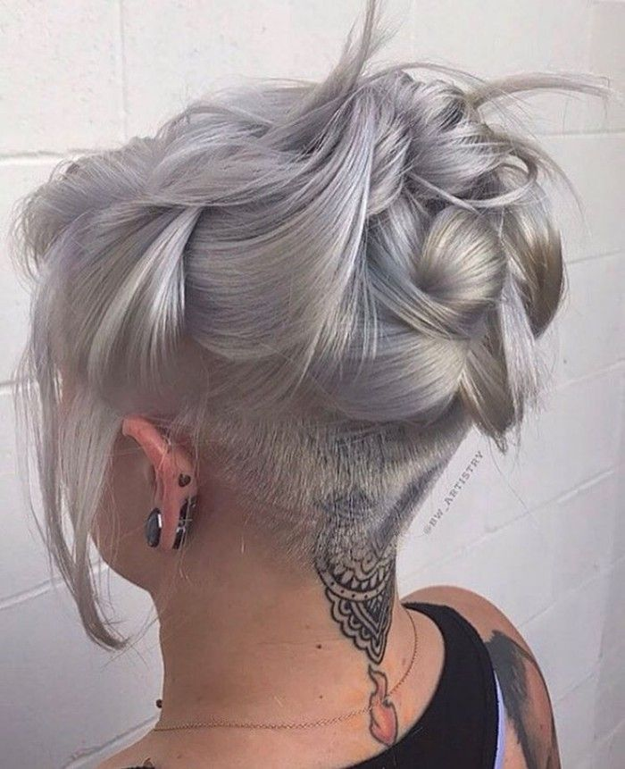 styling an undercut women