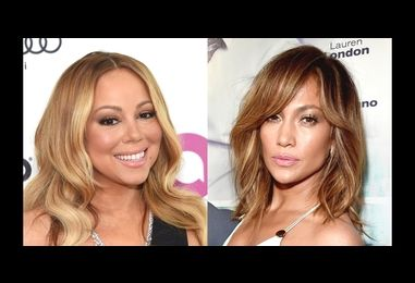 Looks Like J. Lo Threw Some Shade at Mariah Carey After Trainwreck Performance