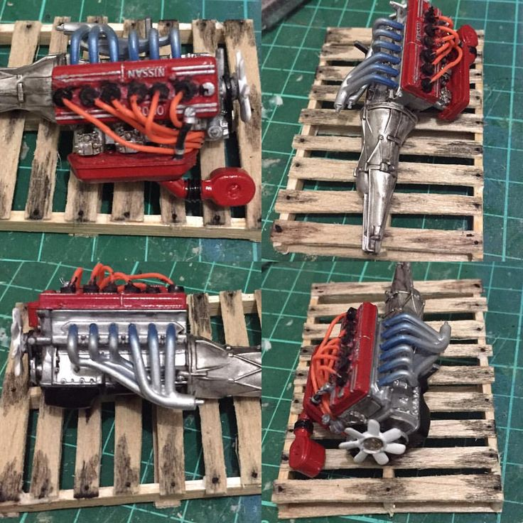 "Daud Adlhy on Instagram: ""Nissan 2000 Engine Mofel Kit #diecast #diecasthobby #diecastholic #nissanskyline #nissan2000gtr #modelkit"""
