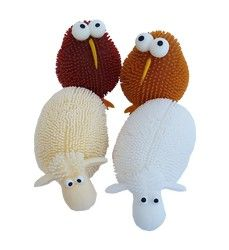 Hit Me Squeeze Me Light Up Kiwi or Sheep Toy - toys, hit, squeeze, kids, fun, light, kiwi, ... - Shopenzed.com