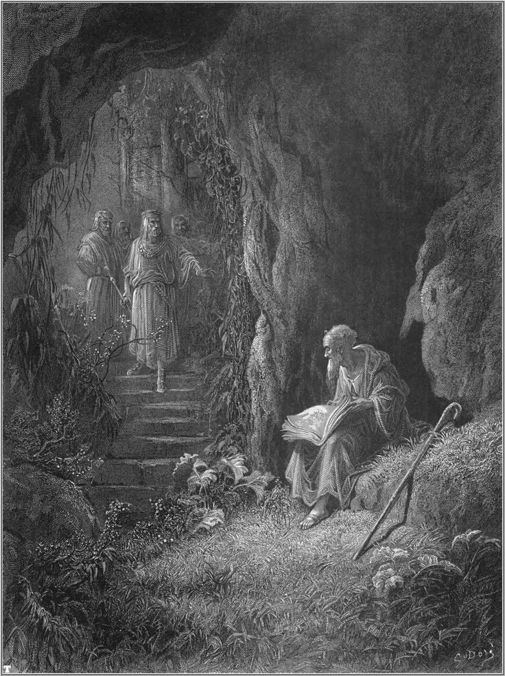 Gustave-Dore ~ Idylls-of-the-King