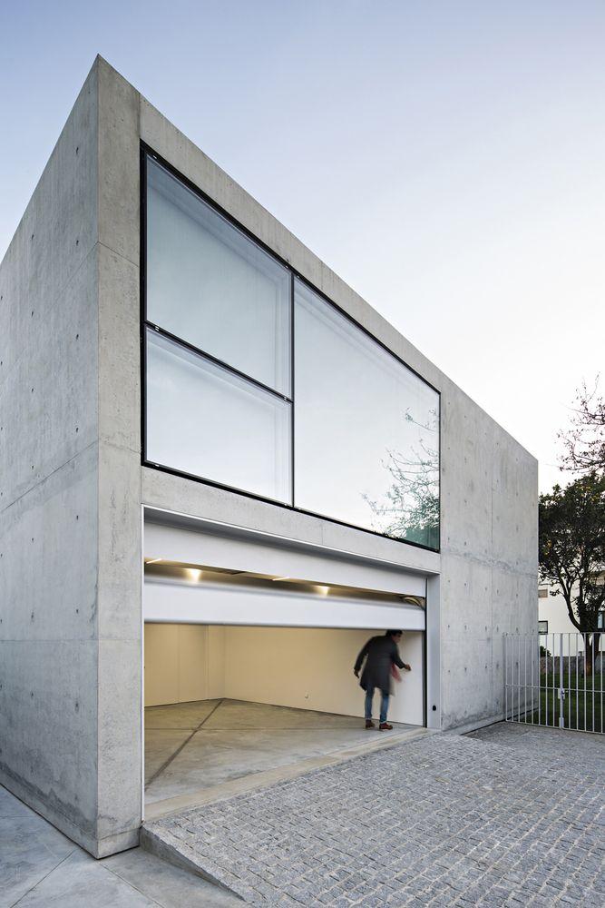 Gallery of House in Oporto, Serralves / João Vieira de Campos – 4