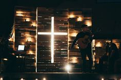 "For this Worship Space feature, we contacted Kyle Gordon of Valley View Church in Louisville, Kentucky (vvchurch.org). Their ""Wood Walls"" stage design is a creative and cost-effective way to transform the look & feel of the worship platform. Read on to learn about the process of putting it all together! The wall was originally built …"