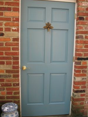 Chinese Blue by Farrow & Ball