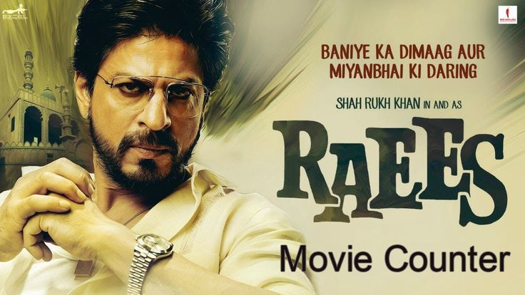 Raees is 2017 Hindi Action movie directed by Rahul Dholakia. This film story starts with Raees who lives with his mom in Gujarat. You can download full story of Raees Moviecounter in good quality free of cost.