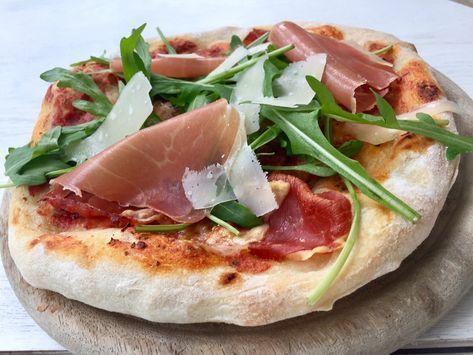 Der beste Pizzateig