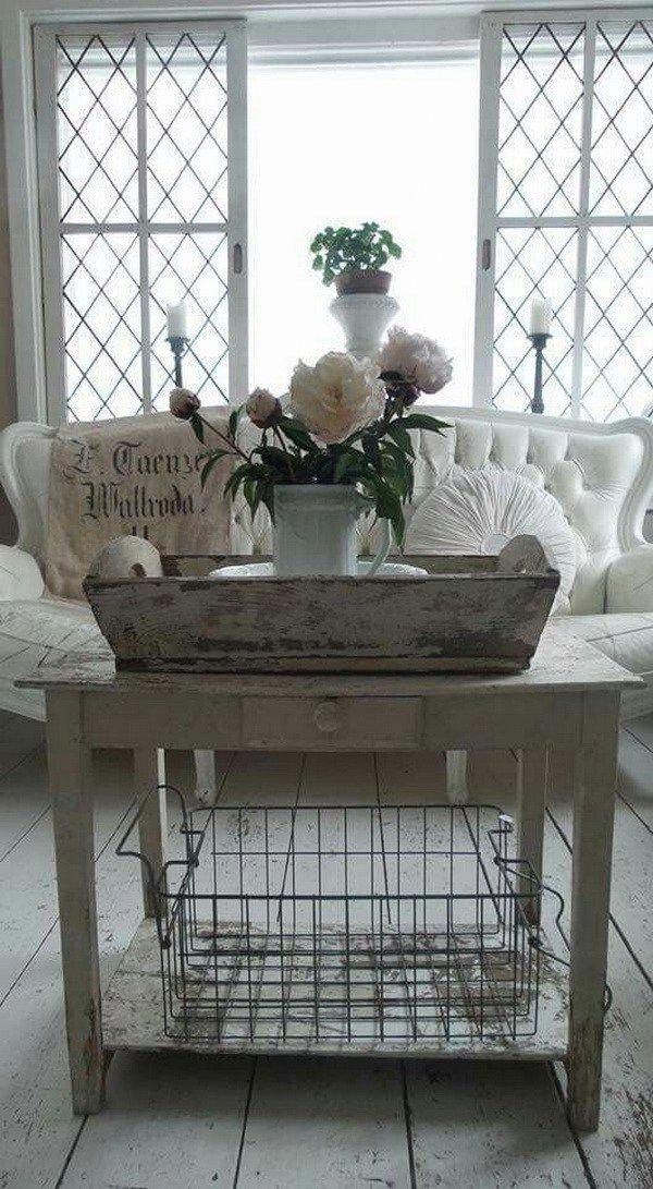 amicable described shabby rustic decor home he has a good point rh pinterest com