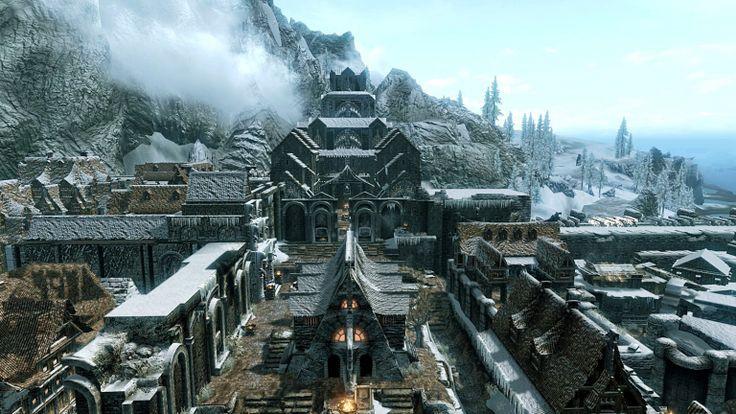 Skyrim : la taille réservée aux mods sur console se dévoile