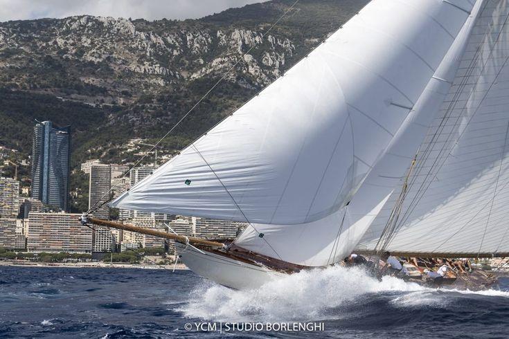 2017 Monaco Classic Week organised by the Yacht Club de Monaco on September 13 to 17. Photos: © YCM | STUDIO BORLENGHI.