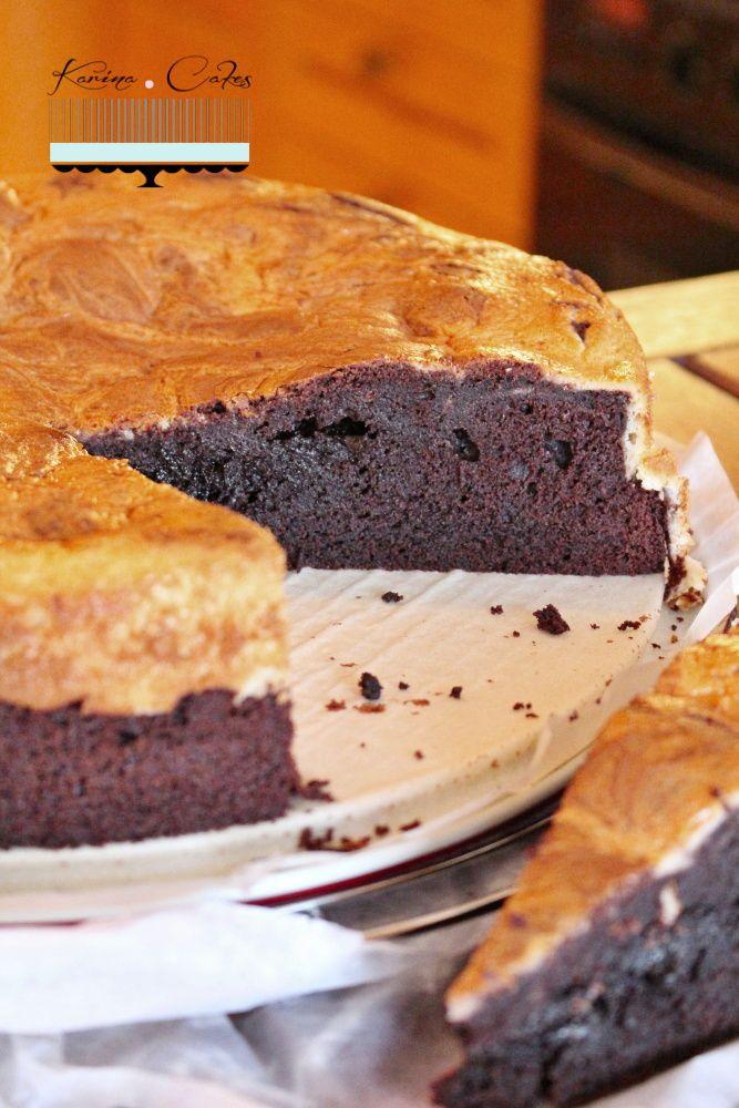 Brownies s mascarpone - Mascarpone Brownies
