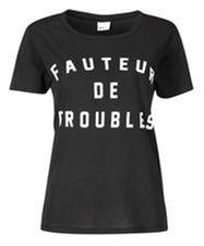 Basic t-skjorter med trykk. svart, hvit, grå, burgunder. str. M