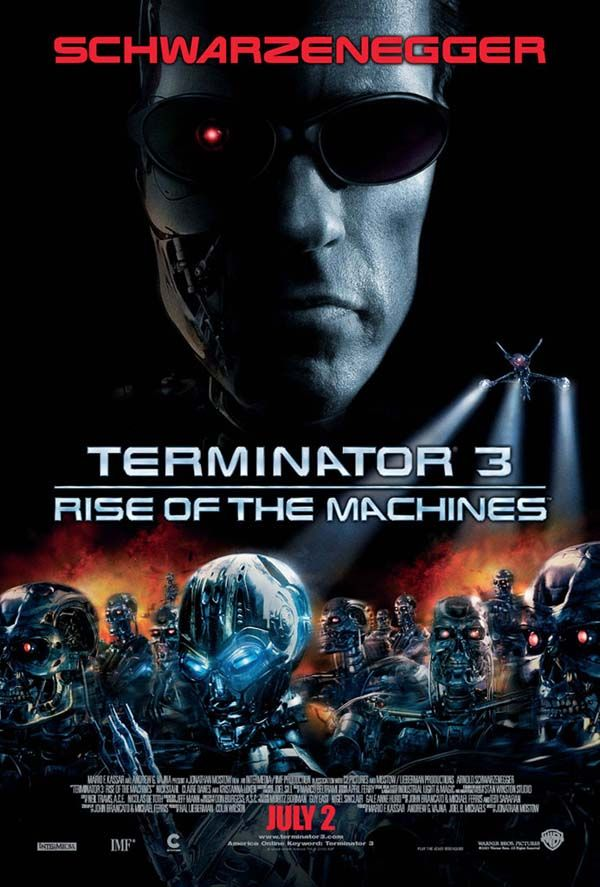 Poster Terminator 5 Saga Carteles De Peliculas Peliculas Completas
